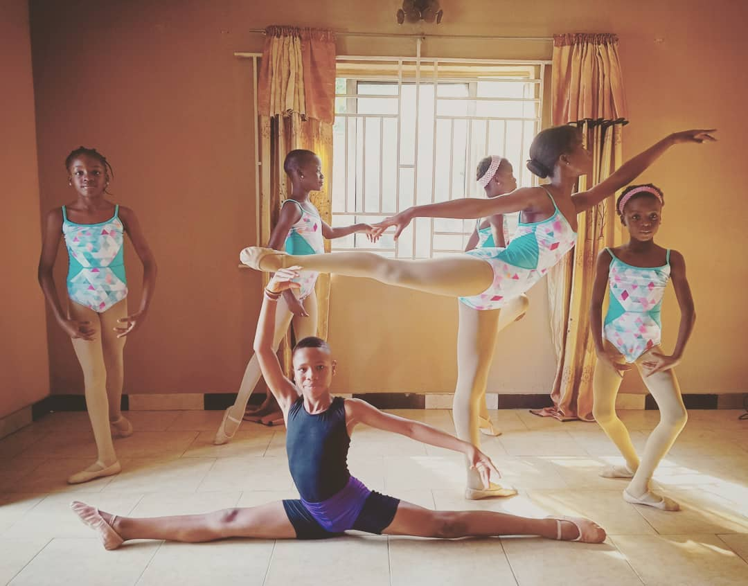 It's Sunday, Enjoy these Beautiful Photos of Nigerians Doing Ballet