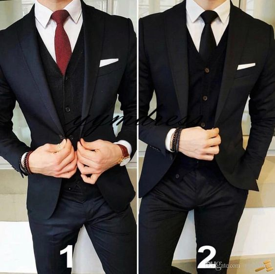 What To Wear To A Black Tie Event|Ladies & Gents