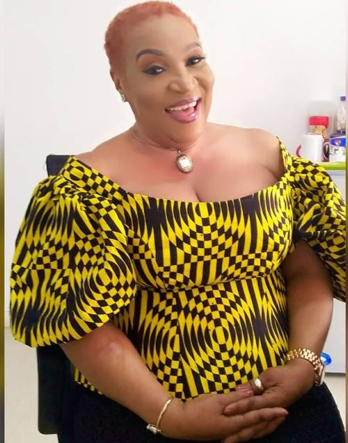 Nollywood legendary actress Ngozi Nwosu reveals her desire to get married