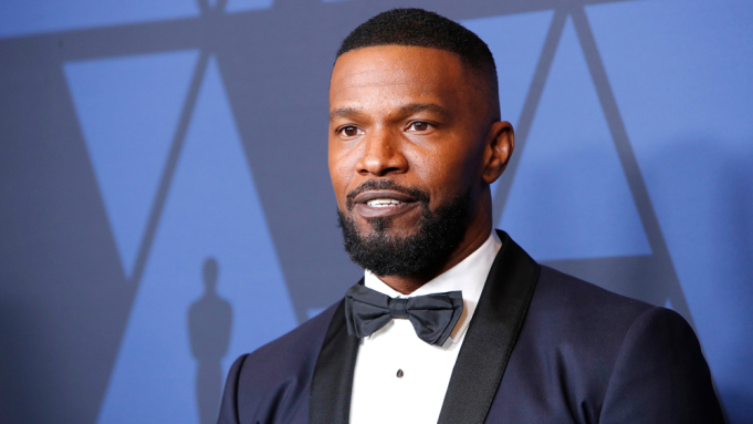 JAMIE FOXX IS PLAYING TYSON IN THE BIOGRAPHIC MOVIE
